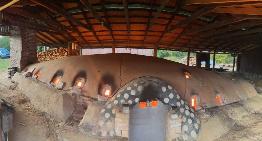 Kiln Opening North Carolina