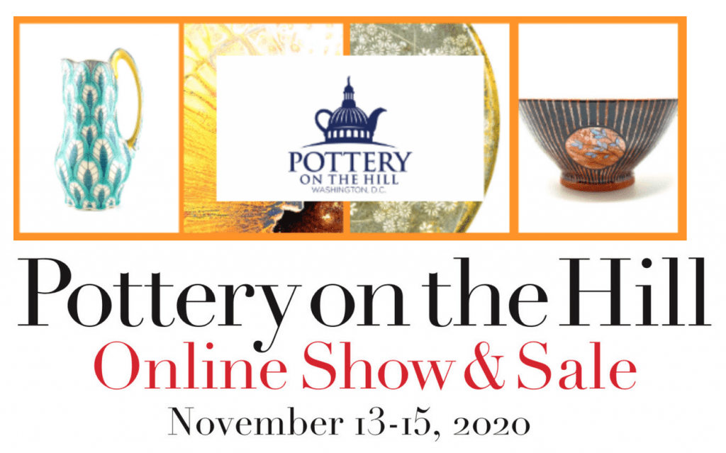 Pottery in the hill online show